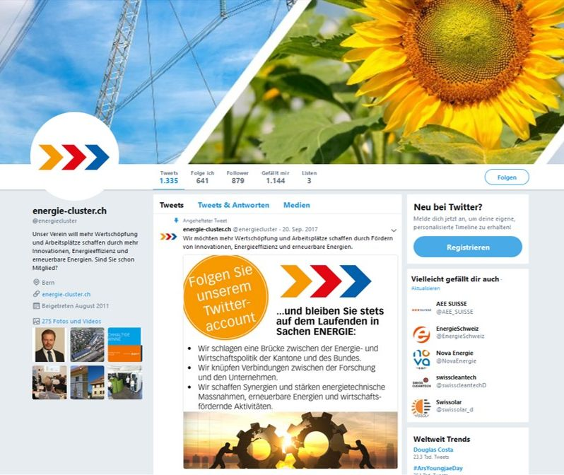 Twitter energie-cluster.ch